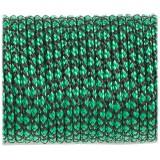 Minicord (2.2 mm), emerald green snake #265-2