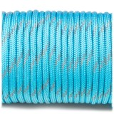 Paracord reflective, ice mint #r3049